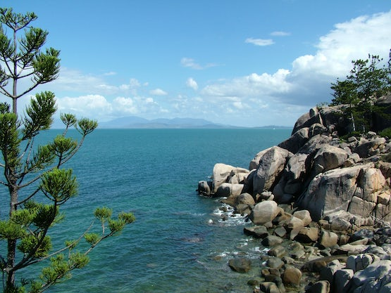 The view from a Magnetic Island Walk